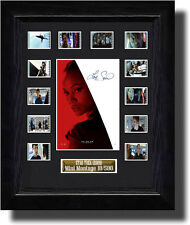 "Star Trek Signed by Zoe Saldana ""UHURA"" film cell (2009)"