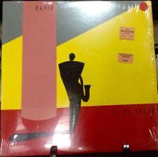 DAVID SANBORN As We Speak Album Released 1981 Vinyl/Record  Collection US press