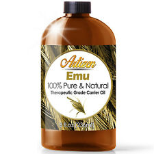 Artizen Emu Carrier Oil (100% PURE & NATURAL - UNDILUTED) - 8oz