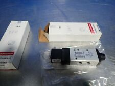 2 Pcs Norgren V61R417Aa218Ja Directional Control Valve
