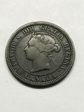 1881-H Canada Large Cent Fine #13839