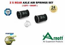 FOR BMW X6 xDrive 50 i 2008-2014 2X REAR ARNOTT AIR SPRING SUSPENSION