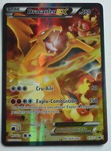 Carte Pokemon Dracaufeu EX Full Art promo XY121 Neuve VF