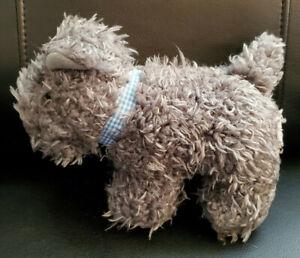 "Wizard of Oz Super Soft Gray Toto Puppy Dog Plush - 9"""