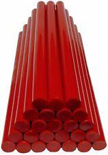 Ausbeul Heisskleber ROT 500 Gramm 25 Sticks 200x11,3mm ALL WEATHER weich & zäh