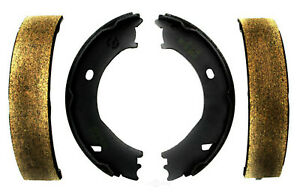 Parking Brake Shoe-Bonded Rear ACDelco Pro Brakes 17771B