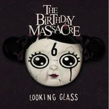 THE BIRTHDAY MASSACRE - LOOKING GLASS USED - VERY GOOD CD
