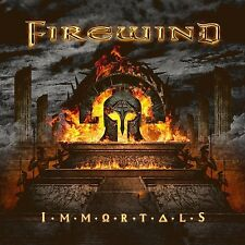 FIREWIND - IMMORTALS  DELUXE EDITION  CD NEW+