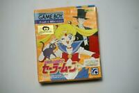 Game Boy Sailor Moon Bishoujo Senshi boxed Japan GameBoy GB game US Seller