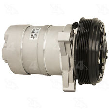 Federated 58967 New Compressor And Clutch