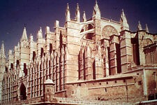 Fototeca dialux Holiday Slide Negative - La Catedral Church Majorca Palma, Spain