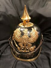 Rare Ww1 Imperial German Other Ranks Pickelhaube - Superb Condition!