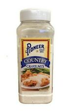 Pioneer Country Gravy Mix 15.1Ounce Container New Kitchen Cooking