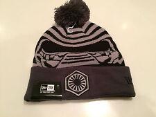 New Era Cap Hat Toque Beanie OSFM Star Wars Pom Cuffed Knit Kylo Ren Awakens New