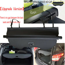Upgrade Version Trunk Luggage Privacy Cargo Cover Shield for Ford Escape 13-2018