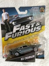 Fast and Furious Ice Charger die cast model car