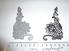 Tattered Lace -Filigree Flower Corner die cutter ***Craft Clear Out***
