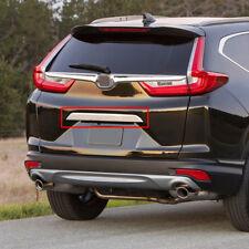 Fits Honda CR-V 2017-2020 Rear Tailgate Bazel Lid Cover Decor Chrome Accessories