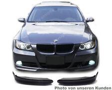 E90 BMW 3er 2005 2008 Frontlippe Flap Flaps FrontSpoiler lippe Vorne Schürze