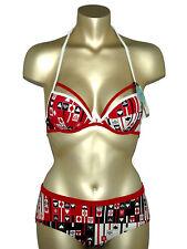 Marlies Dekkers Bikini - Zweiteiler ROYAL FLUSH Push-Up 70B + Panty S NEU 99 €