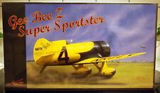 Gee Bee Z Rennflugzeug, 1:32, Williams Brothers 32526