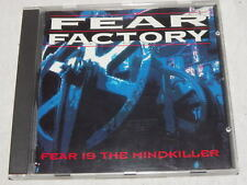FEAR FACTORY CD - FEAR IS THE MINDKILLER (6 Lieder)