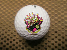 Logo Golf Ball-Hard Chargin Bulls.Sports Team.No-Half Steppin.Help?