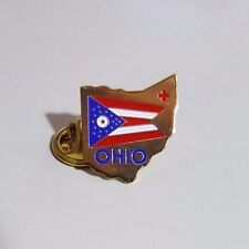 "199x, ""James B. Bailey"" pin for the American Red Cross"