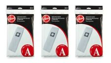 9 Pack Type A Vacuum Cleaner Bags by Hoover 4010001A