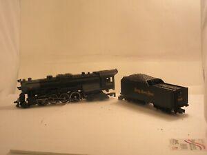 Lionel Nickel Plate Road 765 S Gauge Berkshire Steam Locomotive and Tender