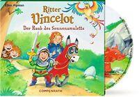 VINCELOT - DER RAUB DES SONNENAMULETTS   CD NEU