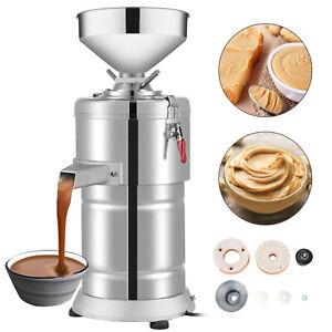 Commercial Peanut Butter Maker Electric Peanut Butter Maker 15kg/h