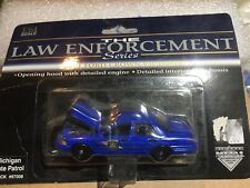 Michigan State Police 1:64 Scale Ford Crown Victoria Police Car