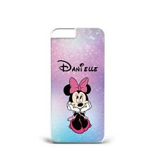 Personalised Minnie Mouse  Phone Case Cover for Samsung Galaxy/ iPHONE
