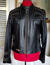 Harley Davidson chaqueta de cuero señoras