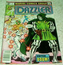 Dazzler 3, NM- (9.2), 1981 Doctor Doom! 66.6% off Guide!