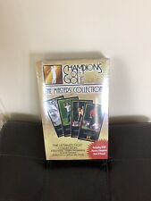 Champion of golf The Masters Collection New Sealed Box