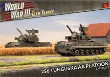 World War Iii Team Yankee Soviet 2S6 Tunguska Aa Platoon Tsbx27