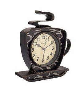 Westclox 3D Coffee Mug Wall Clock