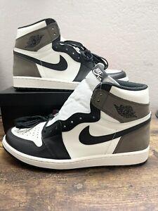 Nike Air Jordan 1 High OG Dark Mocha 555088-105   Size 12   Free Fast Shipping