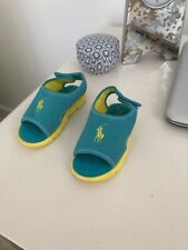 Baby Shoes POLO RALPH LAUREN Size 6 Infant