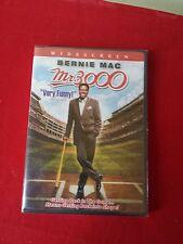 MR. 3000 (DVD, 2005) NEW! Bernie Mac, Angela Bessett