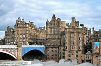 Pack of 10 New Glossy Edinburgh Postcards by Cavalier 91G
