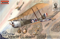 Roden 402 - Sopwith 1 1/2 Strutter - 1/48 scale model airplane kit 212 mm