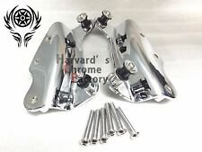 4 Point Docking Kit For Harley HD Touring Models FLHR FLHX 09-13