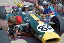 Jim Clark Lotus Ford 38/1 Winner Indianapolis 500 1965 Photograph 38