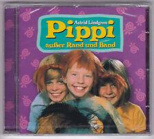 Pippi Außer Rand und Band - (Astrid Lindgren) Hörspiel Zum Film CD NEU, OVP