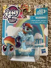 My Little Pony Friendship is Magic Hasboro Mini Figure Toy Rainbow Dash NIP
