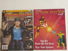 Tomart's Action Figure Digest # 79 2000, #18 1994 and #79:Undertaker