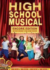 High School Musical (Encore Edition) DVD (2006) Zac Efron